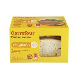 Pan De Campo Carrefour 190 G Sin Tacc