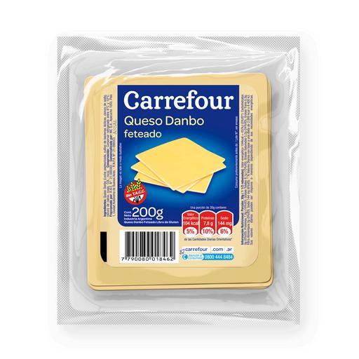 Carrefour Queso Danbo Feteado