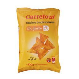 Nachos Carrefour 100 G Sin Tacc