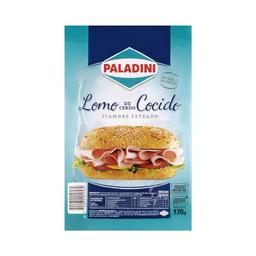 Lomo De Cerdo Feteado Paladini 120 G
