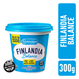 Queso Untable Finlandia Balance Pote