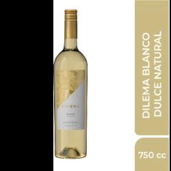 Dilema Blanco Dulce Natural 6x750 ML