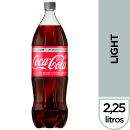 Coca-Cola Light Gaseosa