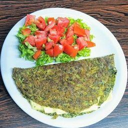 Omelette de Acelga