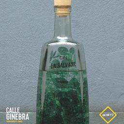 La Salvaje del Litoral Gin 750 ML