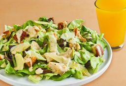 Ensalada Caesar & Bebida