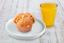 Muffin + Bebida