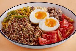 Ensalada de Quinoa Atunada