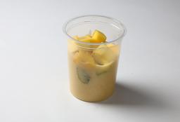 Yogur de Mango Vegano