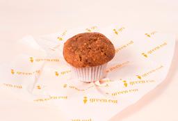 Muffin Vegano de Manzana
