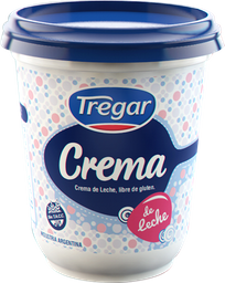 Crema Tregar Clásica 350 G