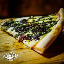 Pizza Mushrooms Porción XXL