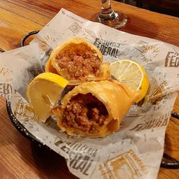 Empanada de Carne Criolla
