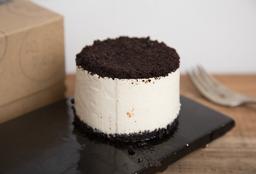Minicake de Cheescake Oreo