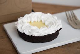 Minicake de Keylime Pie