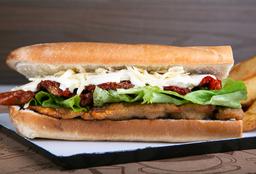 Sandwich de Milapollo