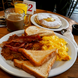 Upper West Side Breakfast