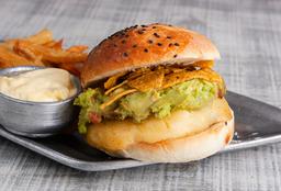 Hamburguesa Mexican