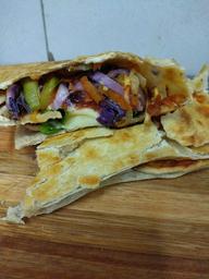 Wrap con Vegetales