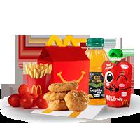 Cajita Feliz McNuggets x 4  - Más Rica y Nutritiva