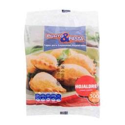 Combo 2U Tapas Empanadas Punto&Pasta Hojaldradas Horno 300 Gr