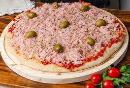 3x2 Pizza Especial con Jamón