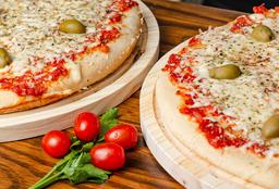 Pizza Muzzarella x 2