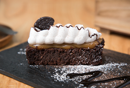 Bocadito Brownie con Nuez