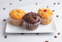 Muffin con Dulce de Leche