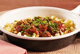 Goulash con Spaetzle by Tastemade