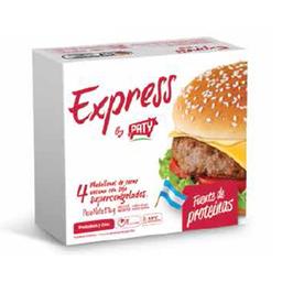 Hamburguesa Paty Express 4 U