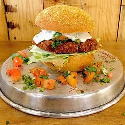 Combo Burger Tremenda Argenta & Bebida