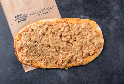 Pizza Pollo Livornese alla Crema