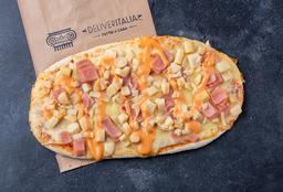 Pizza Palmitos Con Prosciutto