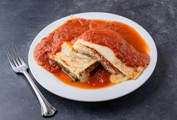 Lasagna para Dos