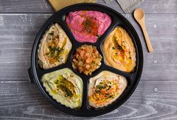 Mix de Hummus