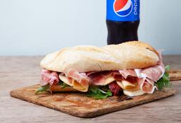 Combo - Sándwich + Bebida