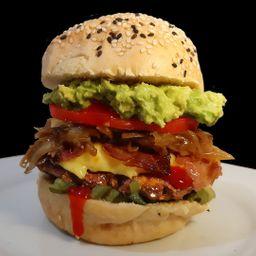 Hamburguesa burger 208