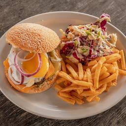 Double Jackson Burger