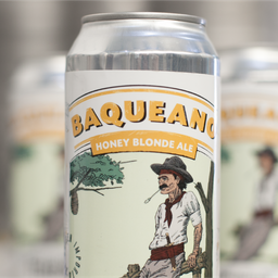Baqueano Honey Blonde Ale 473 ml