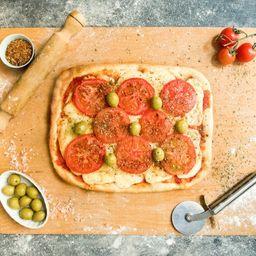 Pizza Rústica Napolitana Xl