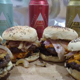 Combo Burger Doble