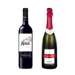 Altos Del Plata & Chandon Apéritif 750 ml