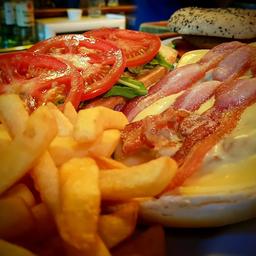 Sándwich Lomo Completo