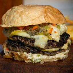 Burger la Pofia