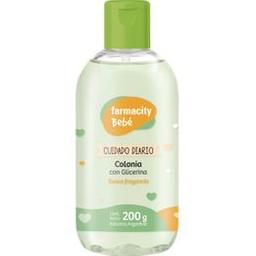 Colonia Farmacity Bebé X 200 Ml