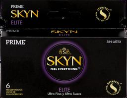 Preservativos Prime Skyn Extra Lubricado X 6 Un