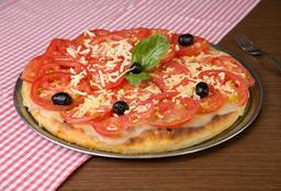 Pizza Muzza + Pizza Napo + Bebida