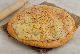 Pizza Provolone Individual + Fainá