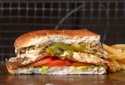 Sándwich de Lomito Vegano